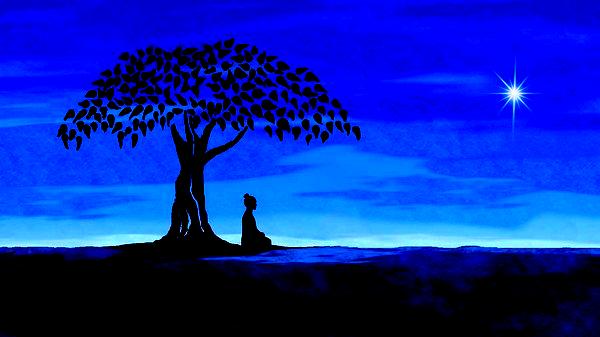 Buddha Under Bodhi