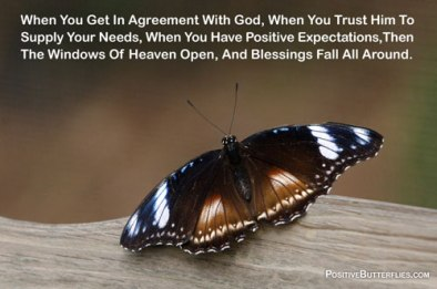 Agreement with God