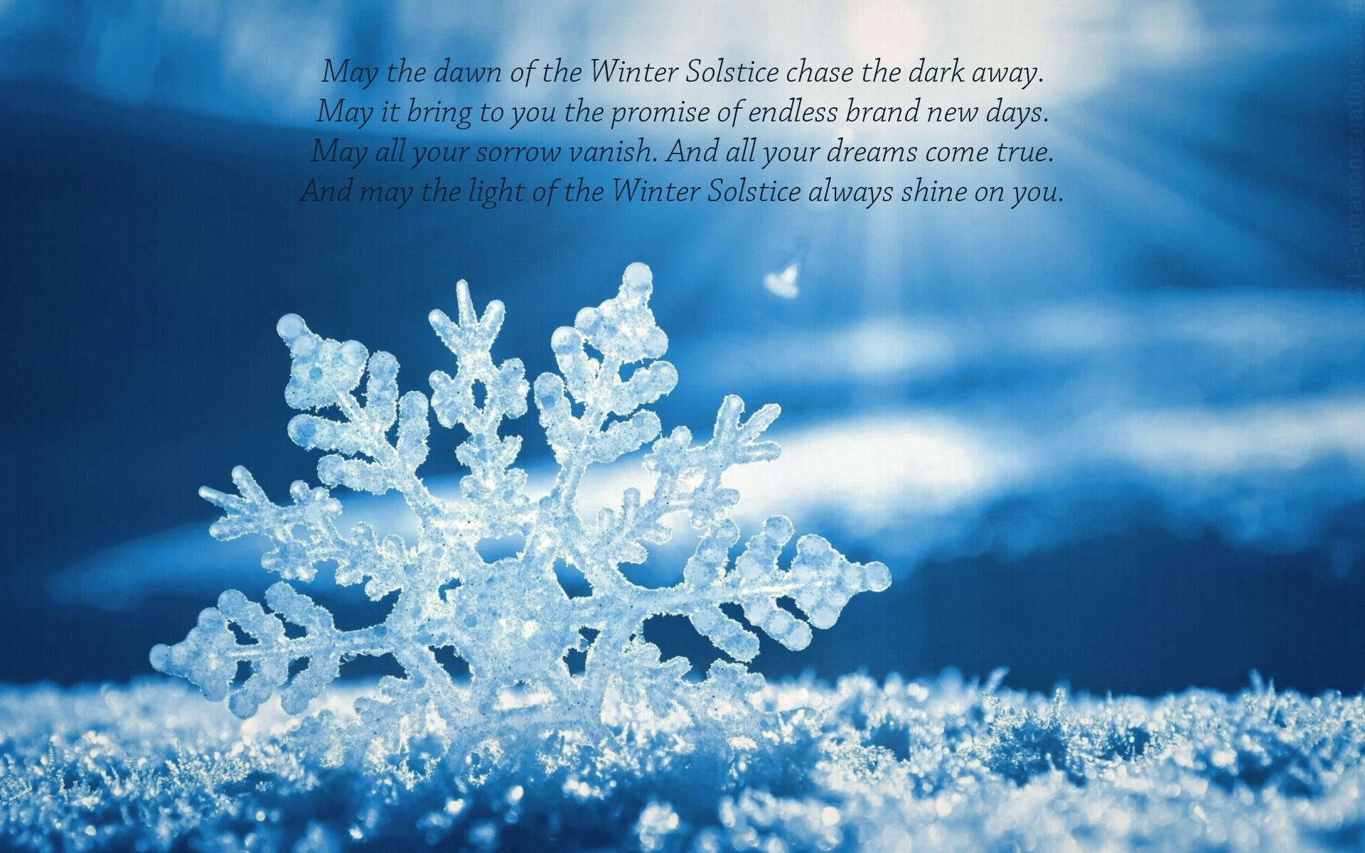 Merry Solstice Angelicmoonfairy