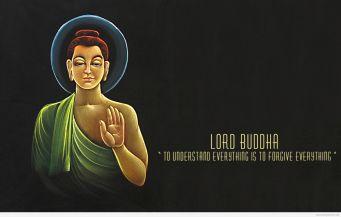 Forgiveness Lord Buddha