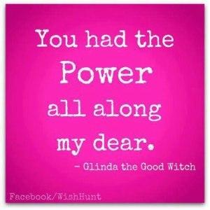 glinda saying